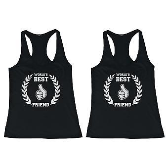 BFF Tank toppe verdens bedste ven matchende skjorter for bedste venner
