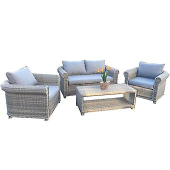 Royalcraft Windsor Deluxe Chunky 2 Seat Sofa Set
