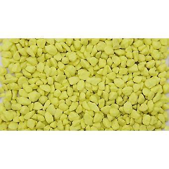 Fluoro grus gul 2,5 kg (pakke med 10)