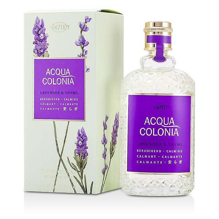 4711 Acqua Colonia lavande & thym Eau De Cologne Spray 170ml / 5.7 oz