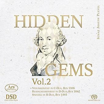 Pleyel, Iganz / Loscher, Cornelia / Birnbaum, Cristo - Pleyel: importación de Estados Unidos 2 gemas ocultas [SACD]