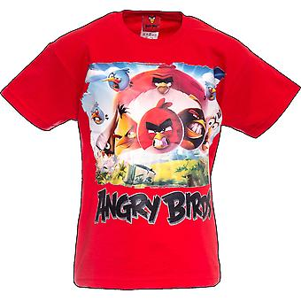 Angry Birds Movie | Official Angry Birds | Kids T-Shirt | Age 3-4