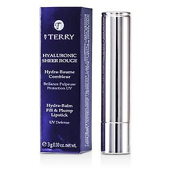 By Terry Hyaluronic Sheer Rouge Hydra Balm Fill & Plump Lipstick (UV Defense) - # 11 Fatal Shot - 3g/0.1oz