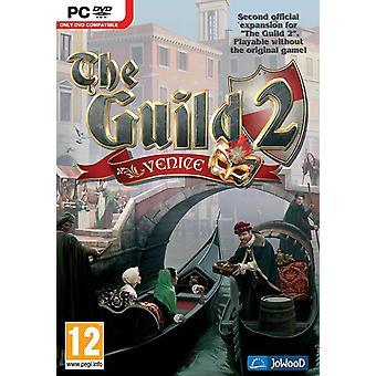 Guild 2 Venise - Addon PC DVD