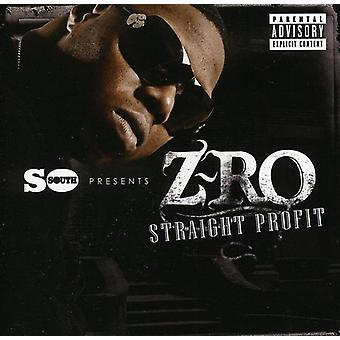 Z-Ro - lige Profit [CD] USA import