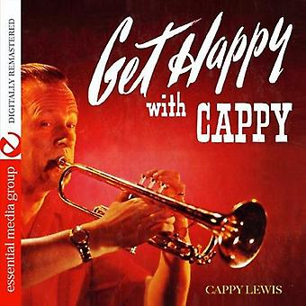 Cappy Lewis - Get Happy with Cappy [CD] USA import