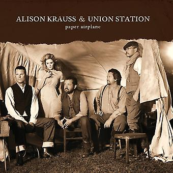 Alison Krauss & the Union Station - Paper Airplane [CD] USA import