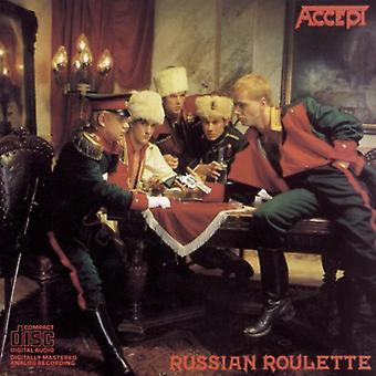 Accept - Russian Roulette [CD] USA import