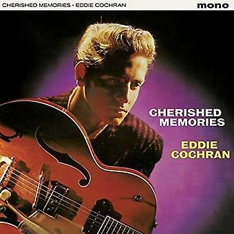 Eddie Cochran - herinneringen gekoesterd + 4 Bonus Tracks [Vinyl] USA importeren