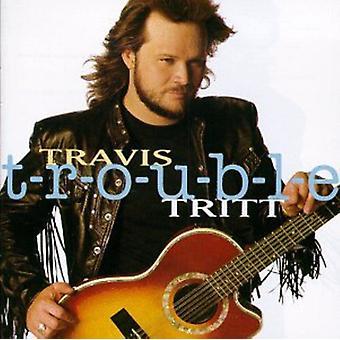 Travis Tritt - T-R-O-U-B-L-E [CD] USA import