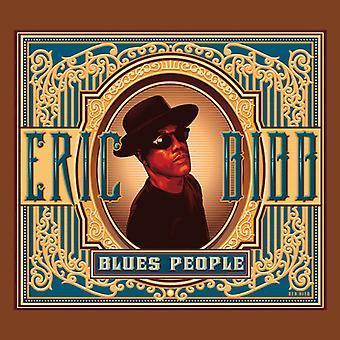 Eric Bibb - Blues mennesker [CD] USA import
