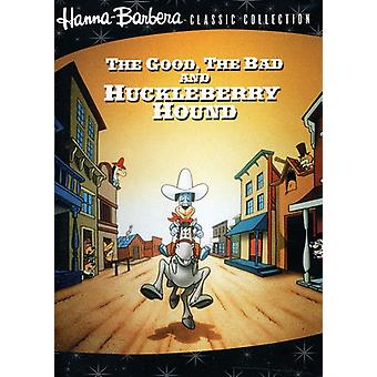 Good the Bad & the Huckleberry Hound [DVD] USA import