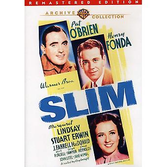 Slim (remastret) [DVD] USA import