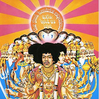 Jimi Hendrix Experience - Axis: Bold as Love-Remastered [CD] USA import