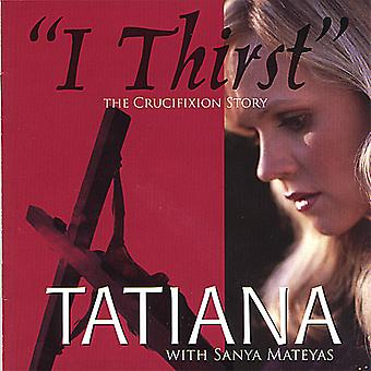 Tatiana - sed [CD] USA importar