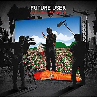 Futuro usuario - Steroidsorheroin [vinilo] USA importar