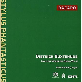 Radeck/Brunckhorst/Steffens/Erich/Ritter/Hanff - importación de Estados Unidos de la obra completa de órgano [CD]