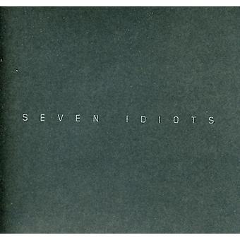 Verdens ende kæreste - syv idioter [CD] USA import