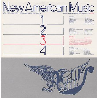 New American Music - Vol. 3-New American Music [CD] USA import