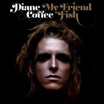 Diane Coffee - min ven fisk [CD] USA import