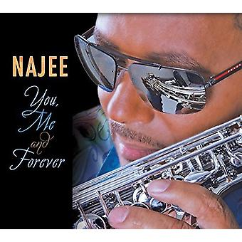 Najee - You Me and Forever [CD] USA import