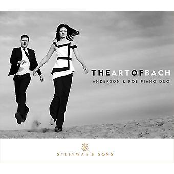 Bach, J.S. / Anderson / Roe - kunst af Bach [CD] USA import
