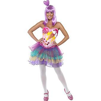 Candyqueen candy candy kostium słodka sukienka