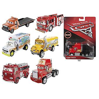 Mattel Vehiculos Deluxe Cars 3 (Toys , Vehicles And Tracks , Mini Vehicles , Cars)