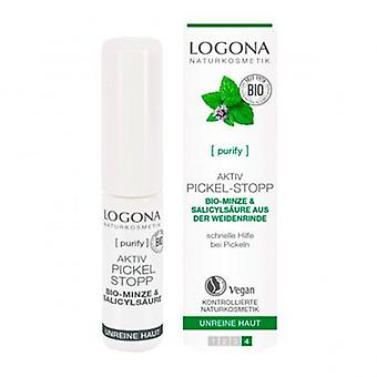 Logona Stick Concealer Mint Bio (Schoonheid , Gezichts , Anti-Acne , Localised)