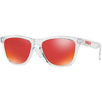 Oakley Frogskins Crystal - Sunglasses - OO9013-A5
