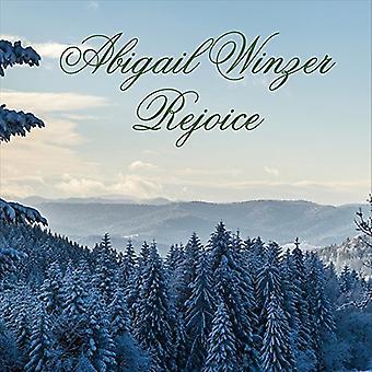 Abigail Winzer - Glæd jer [CD] USA import