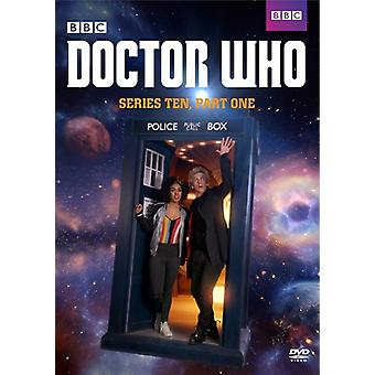 Doctor Who: Season 10 Part 1 [DVD] USA import