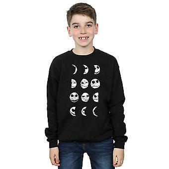 Disney jongens Nightmare Before Christmas Jack maan Sweatshirt