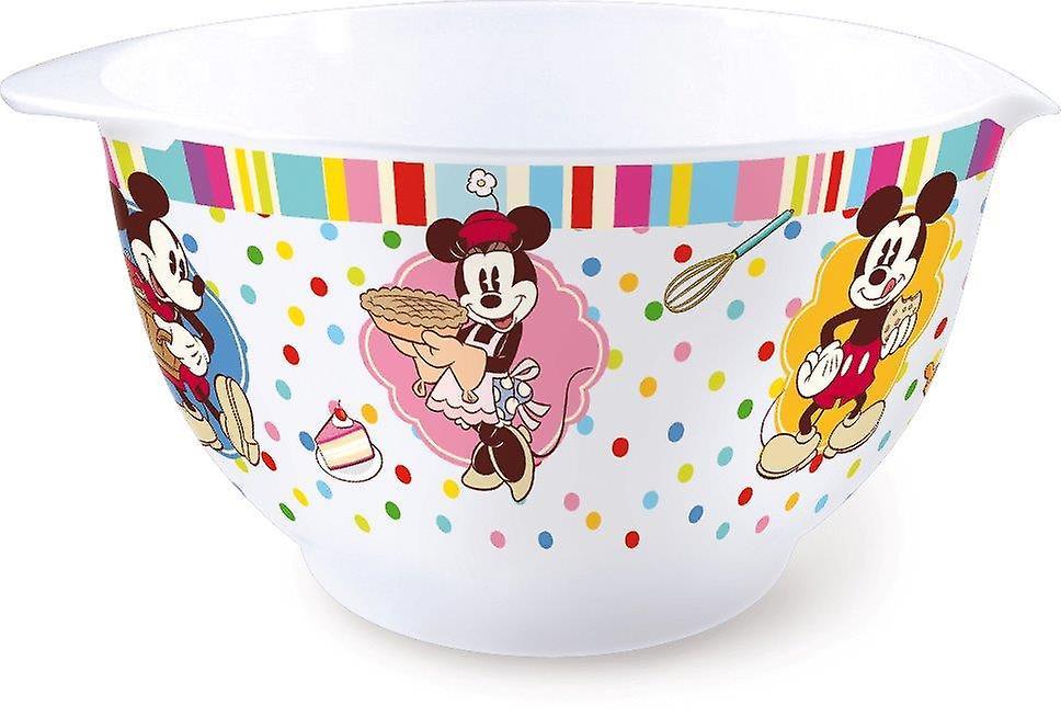Ciotola Boule in Melamina Mickey Mouse Disney Cake Design