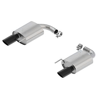 Borla ATAK Rear Section Exhaust 11895BC Rear Fits:FORD 2015 - 2015 MUSTANG GT V