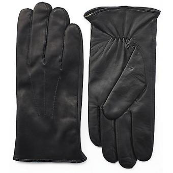 Pittards Nappa Leather Gloves - Black