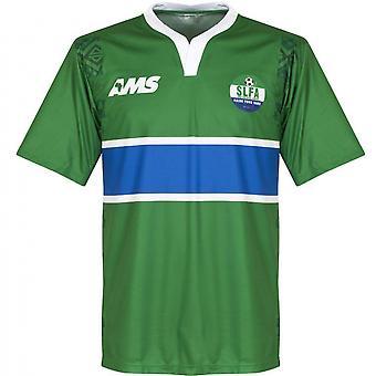 2015-2016 Sierra Leone Home Football Shirt