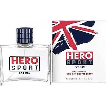 Mayfair Hero Sport Eau de Toilette 100ml EDT Spray - Limited Edition