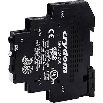 SSR 1 pc(s) Crydom DRTU24A06 Current load (max.): 6 A Switch
