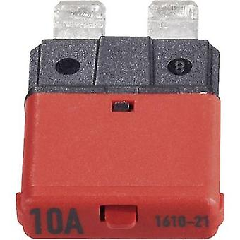 Car fuse device 1610 10 A Red 1610 CE1610-21-10A