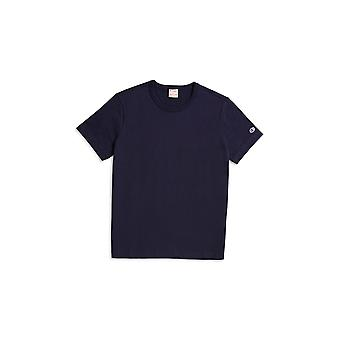 Armure inverse champion Crew Neck T-Shirt Navy