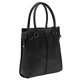 Burgmeister ladies handbag T227-212 leather black