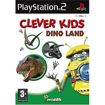 Clever Kids Dino Land (PS2)