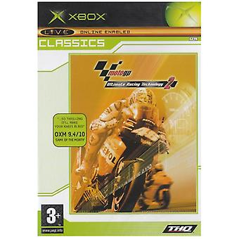 Moto GP ultimata Racing teknik 2 - Classics (Xbox)