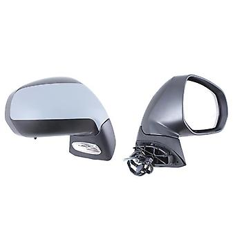 Right Mirror (electric heated temp. sensor) For Peugeot 5008 2009-2017