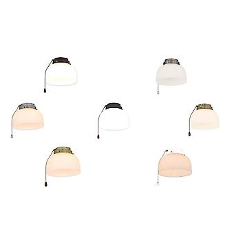 Add-on light kit 8 - II for CasaFan ceiling fans in various colours