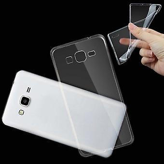 Silikoncase transparent 0.3 mm ultra thin case for Samsung Galaxy J5 2016 J510F