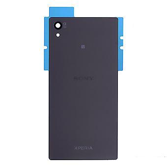Genuine Sony Xperia Z5 Rear Battery Cover - Black - Genuine
