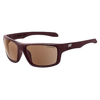 Dirty Dog Axle Sunglasses - Dark Brown