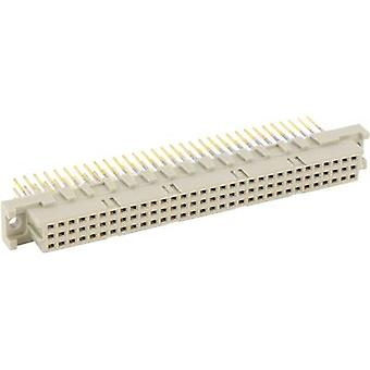 Edge connector (receptacle) 224412 Total number of pins 96 No. of rows 3 ERNI 1 pc(s)